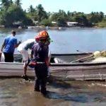 Cuerpos de socorro localizaron ahogado la mañana de este martes a un hombre que había desaparecido en la playa de Tulate, Retalhuleu.