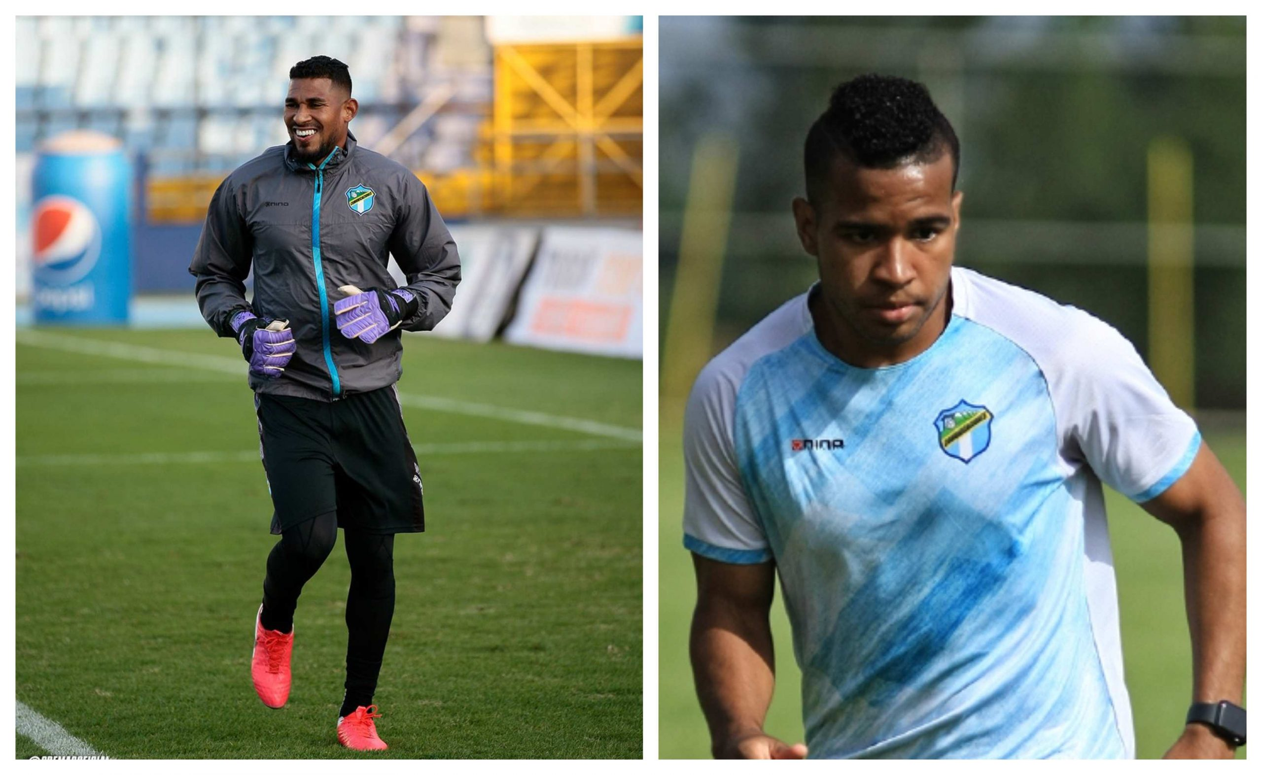 Los panameños José Calderón y José Murillo, portero y volante de Comunicaciones, fueron convocados por su selección para dos partidos amistosos.
