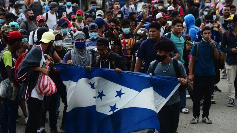 Guatemala aseguró que prepara un plan estratégico para contenter la posible llegada de migrantes en caravana procedentes de Honduras.