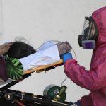 La Secretaría de Salud de México informó este lunes que el país registra ya más de 150 mil muertos por coronavirus; la cifra luego de sumar en el último día 8 mil 521 casos nuevos y 659 decesos para un total de 1 millón 771 mil 740 contagios y 150 mil 273 fallecimientos desde el inicio de la pandemia.