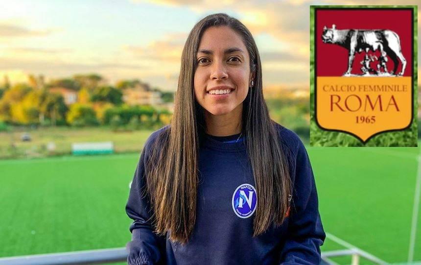 La futbolista guatemalteca Ana Lucía Martínez se convirtió en la nueva jugadora del Roma FC de la Liga de ascenso de Italia. La seleccionada nacional jugará cedida a préstamo por parte del Nápoli de la Serie A.