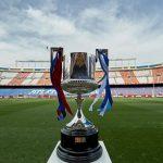 Este viernes se definieron mediante un sorteo los emparejamientos de semifinales de la Copa del Rey. El Sevilla se medirá contra el Barcelona y el Athletic frente al Levante.