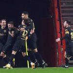Copa del Rey: Remontada del Barcelona para pasar a semifinales
