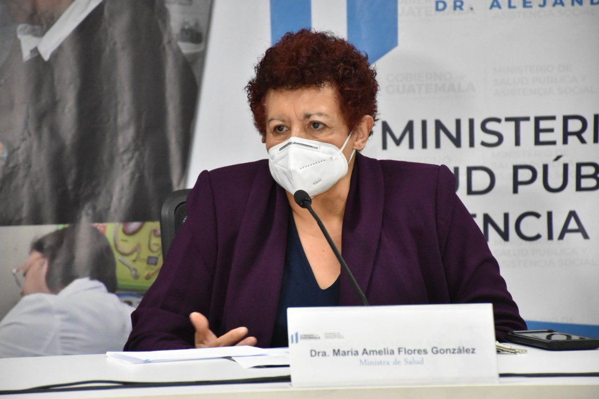 La denuncia penal que presentó la ministra de Salud, Amelia Flores, detalla los hallazgosde anomalías en la compra de pruebas de COVID-19.