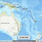 Un terremoto de magnitud 7,7 sacudió este miércoles las Islas de la Lealtad, un archipiélago del territorio francés de Nueva Caledonia; se ubica en el Pacífico Sur, y las autoridades activaron el aviso de tsunami.