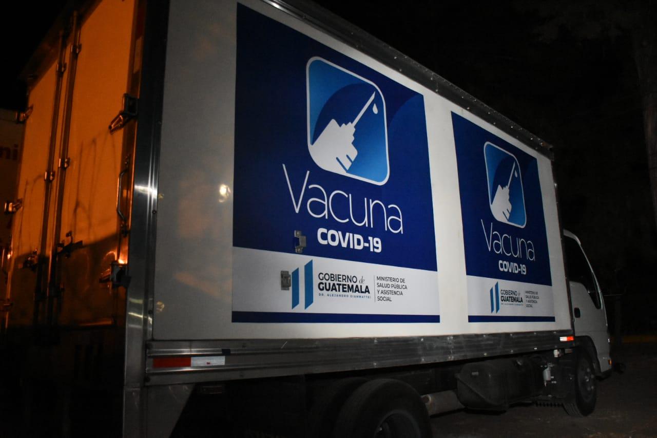 Guatemala afirmó que cerró la adquisición de diversas vacunas contra COVID-19, incluida la de fabricación rusa, Sputnik, para su llegada al país en marzo.