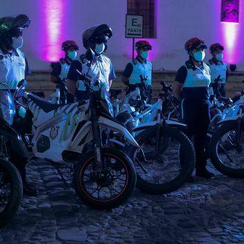 """Ayuntamiento de la Antigua inaugura el proyecto """"Ciudad Segura"""""""