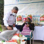 Las familias más afectadas por la pandemia del COVID-19, en la zona 2 de la capital empezaron a recibir raciones alimentarias; estas son parte del Programa Temporal de Apoyo Alimentario del Ministerio de Desarrollo Social -MIDES.