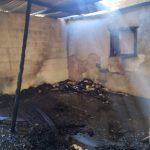 Incendio destruye vivienda en Retalhuleu
