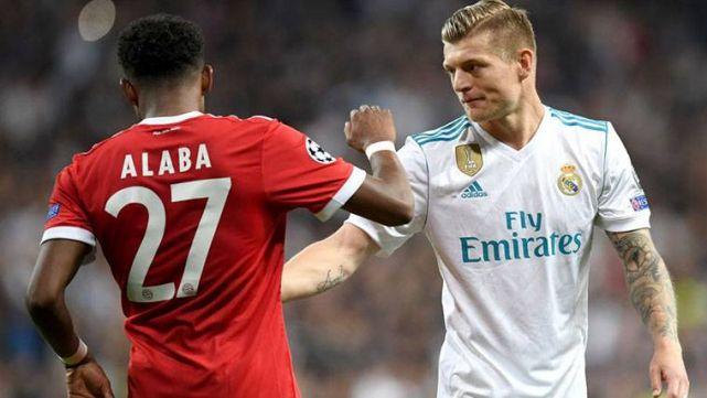 El internacional alemán Toni Kroos dijo que el defensa austriaco David Alaba tiene calidad para jugar en el Real Madrid; sin embargo, advirtió que para triunfar en el equipo blanco la calidad no basta y que hay otros factores, ante todo mentales, que pesan mucho.
