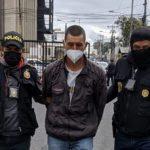 Agentes de la División Nacional contra el Desarrollo de Pandillas -DIPANDA-, de la Policía Nacional Civil -PNC-, realizan 30 allanamientos; los operativos son con la finalidad de capturar a presuntos extorsionistas.