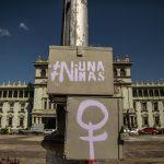 Cientos de mujeres exigieron ayer en una manifestación justicia por el feminicidio de la investigadora del Ministerio Público -MP-, Luz María del Rocío López Morales; la mujer tenía 25 años y se presume que murió a manos de su esposo el pasado 20 de enero.