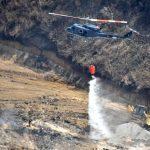 El vertedero ubicado en el kilómetro 22 de la ruta al Pacífico, ha reactivado sus operaciones luego de que se sofocara el incendió que afectó durante seis días.