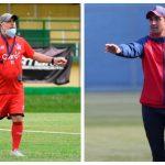 El entrenador uruguayo Willi Coito, de Guastatoya, y su colega argentino Sebastián Bini, de Municipal, dirigirán este jueves la ida de la final. Los técnicos sudamericanos van por el título del torneo Apertura 2020.