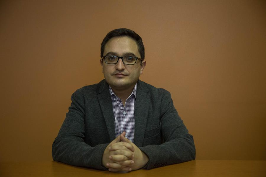 """El fiscal Juan Francisco Sandoval defiende a las cortes para evitar la """"dictadura"""""""
