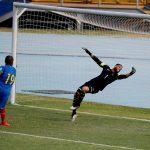 La selección de Curazao necesitó 45 minutos del partido con Cuba en el Doroteo Guamuch Flores, para imponerse por 1-2; con ello retomó el liderato del Grupo C de las eliminatorias de la Concacaf para el Mundial de Fútbol Catar 2022 al cierre de la segunda jornada.