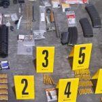 El guatemalteco Jordi Rongel fue capturado en Sioux Fall, Dakota del Sur, Estados Unidos, por tráfico internacional de armas y municiones.