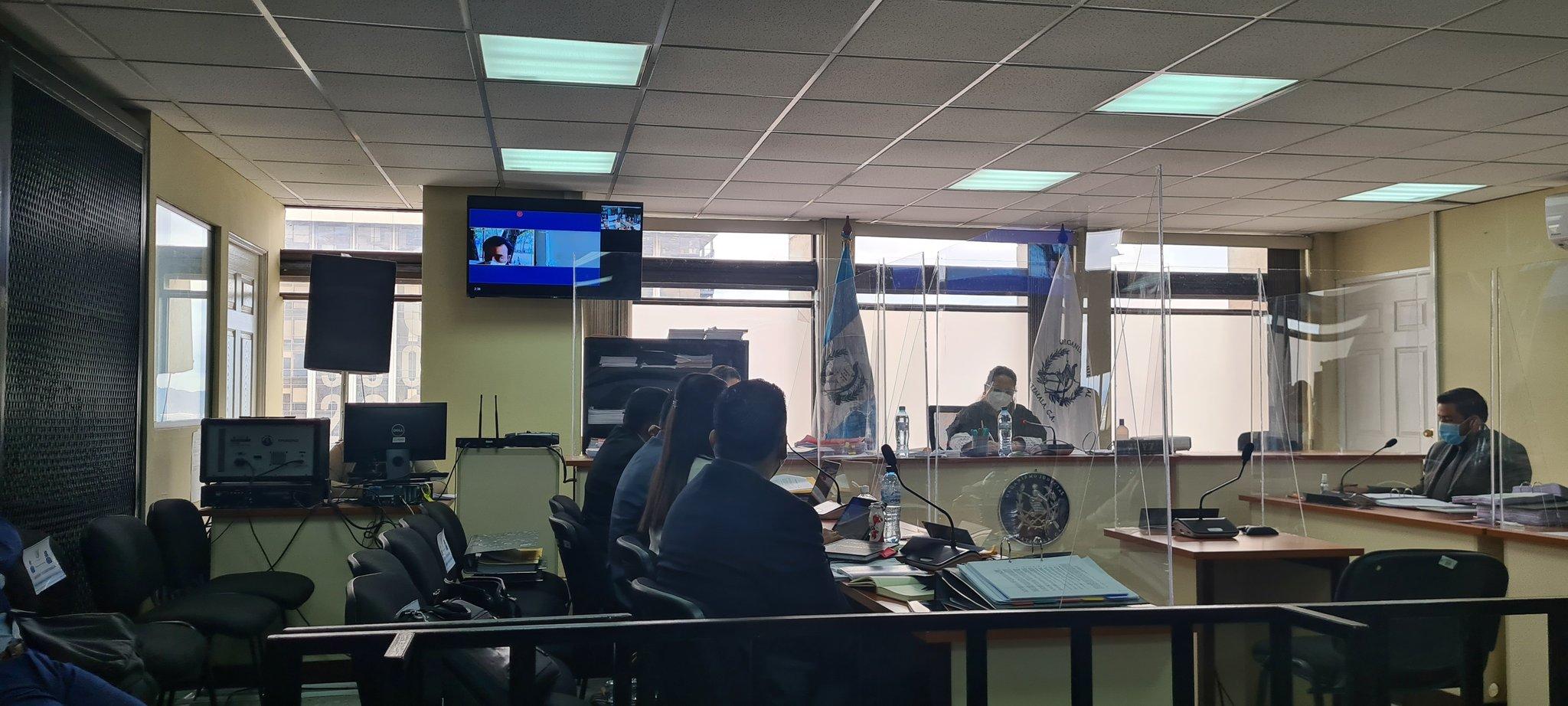 Libramiento de Chimaltenango: Ligan a proceso penal a 6 implicados