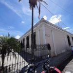 El edificio donde funcionó la sede del extinto partido Líder de Manuel Baldizón, fue entregado a la Secretaría Nacional de Bienes en Extinción de Dominio -SENABED-.