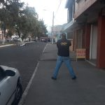 Directivos de la Cámara de Comercio filial Quetzaltenango exigieron acciones ante una ola delictiva que se vive en Quetzaltenango.