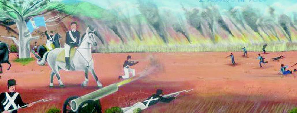 Batalla de la Arada, una historia épica de nuestra Guatemala