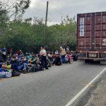 ElGobierno de Guatemalaestableció unestado de prevenciónen los departamentos de Izabal, Zacapa, Chiquimula, El Progreso y Petén.