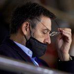 El expresidente del FC Barcelona Josep Maria Bartomeu fue capturado por las autoridades; junto a él también quedaron bajo resguardo judicial el exdirector del área de la presidencia, Jaume Masferrer, y el actual director general del club, Óscar Grau.