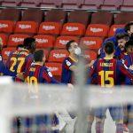 El Barcelona remonta ante el Sevilla y jugará la final de copa