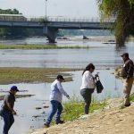 El Gobierno de México desplegó ayer domingo efectivos del Ejército y de la Guardia Nacional en el borde del río Suchiate, frontera natural con Guatemala; esto para frenar la oleada migratoria y prevenir contagios de COVID-19.