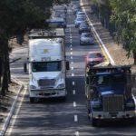 El Ministerio de Comunicaciones publicó este lunes el acuerdo que restringe la circulación del transporte pesado durante la Semana Santa.