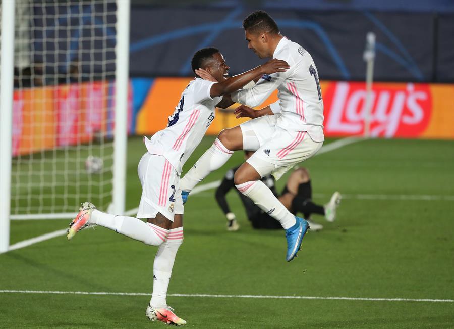 Real Madrid - Liverpool, la noche soñada de Vinicius