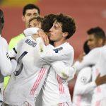 El Real Madrid extendió en Anfield su seguridad en los cuartos de final de la Liga de Campeones, clasificando para semifinales en sus nueve últimas apariciones en la ronda; además volvió tres años después a estar entre los cuatro mejores equipos de Europa.