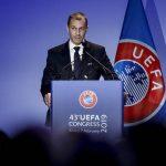 """El presidente de la UEFA, Aleksander Ceferin, aseguró que el proyecto de la Superliga es fruto de """"la avaricia, el egoísmo y el narcisismo de algunos""""; además que estudiarán la participación de los jugadores de los clubes implicados en la próxima Eurocopa."""