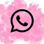 WhatsApp rosa: cuidado con esta falsa actualización que descarga un troyano