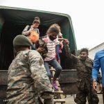 Un total de 310 inmigrantes hondureños de los que salieron en caravana hacia Estados Unidos el 30 de marzo pasado han retornado a su país desde Guatemala; así lo informó una fuente oficial en Tegucigalpa, Honduras.