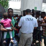 Autoridades mexicanas de migración informaron del rescate de 136 migrantes centroamericanos, entre ellos 19 menores no acompañados; todos estaban en una casa de seguridad en la localidad de San Pablo del Monte, en el estado de Tlaxcala.