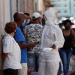 Cuba registró este martes el mayor número de nuevos casos diarios desde el inicio de la pandemia al notificar 1 mil 183 positivos de COVID-19; esto según datos del Ministerio de Salud Pública -MINSAP-.