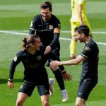 La suerte del Barcelona, al borde del abismo en varios momentos de la temporada, parece haber cambiado tras ganar la Copa del Rey; este fue el título que le dio alas para seguir remontando en una Liga Santander que liderará si gana el jueves su partido atrasado contra el Granada.