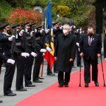 El presidente Alejandro Giammattei, el rey Felipe VI de España y el de la República Dominicana, Luis Abinader, llegaron este martes a Andorra la Vella; esto para participar en la XXVII Cumbre Iberoamericana.