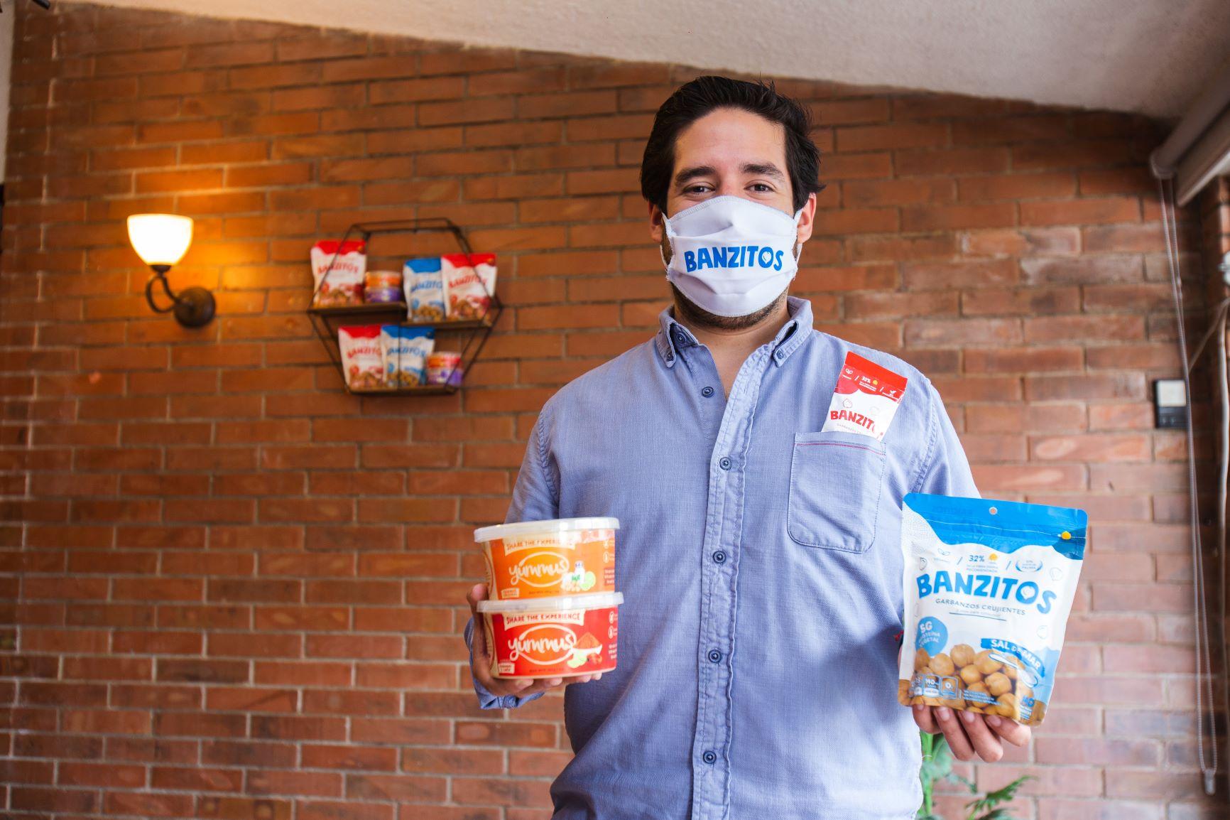 Yummus Foods: un emprendimiento que encontró en el garbanzo un propósito para cambiar el mundo