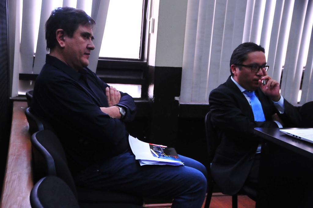 Los abogados de los seis implicados en el caso Comisiones Paralelas 2020, solicitaron al juez de mayor riesgo D, anular la declaración de Gustavo Alejos.