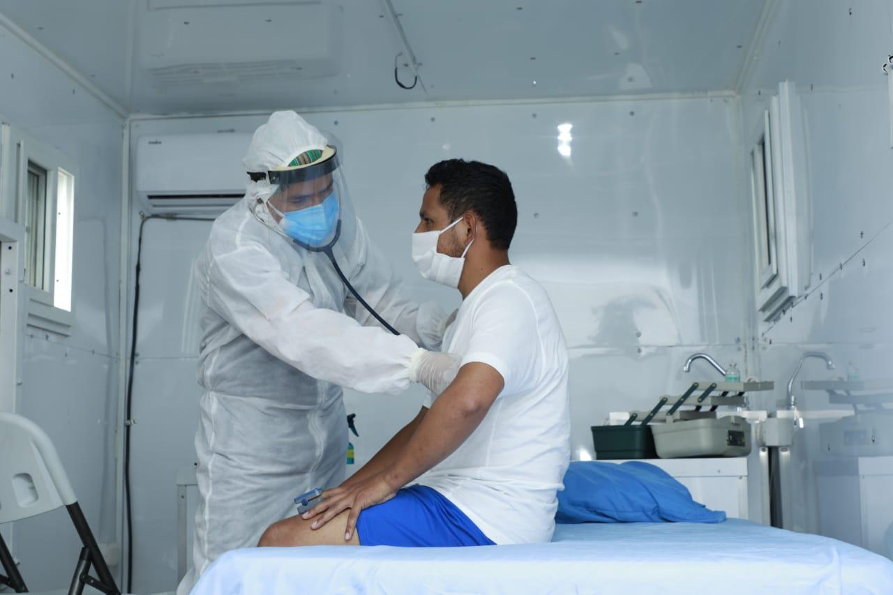 La Organización Mundial de la Salud -OMS- lidera una campaña que insta a construir un mundo más justo y saludable.