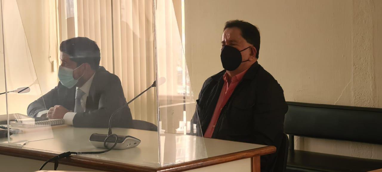 """Luis Gonzalo Gutiérrez alias """"el Licenciado"""", se negó a ser extraditado a Estados Unidos, país que lo reclama por delitos de narcotráfico."""