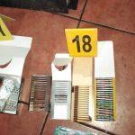 Un operativo contra el narcomenudeo efectuado por elementos de la Policía Nacional Civil -PNC- en la zona 4 de San Pedro Sacatepéquez, San Marcos, dio como resultado la detención de dos presuntos distribuidores de drogas.