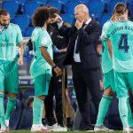 """Zinedine Zidane, técnico del Real Madrid, aseguró que """"como entrenador"""" se siente """"muy frustrado"""" por las continuas lesiones que está sufriendo su equipo; y, especialmente, en casos de recaída como el que protagoniza el defensa Dani Carvajal, aunque afirmó que """"cuando hay problemas, siempre hay soluciones""""."""