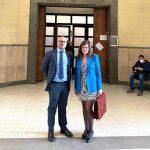 El juicio en contra dos guatemaltecos y supuestos miembros del cartel de Sinaloa por introducir en Italia 385 kilos de cocaína quedó hoy visto para sentencia, que se espera el 18 de mayo; así lo explicó hoy a Efe la abogada española, Ofelia Liñán Aguilera.