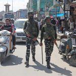 Las fuerzas de seguridad de la Cachemira, india, informaron este viernes de la muerte de siete insurgentes en dos tiroteos con la policía; entre ellos el jefe de la organización Ansar Ghazwat-ul-Hind -AGH-, vinculado a Al-Qaeda.