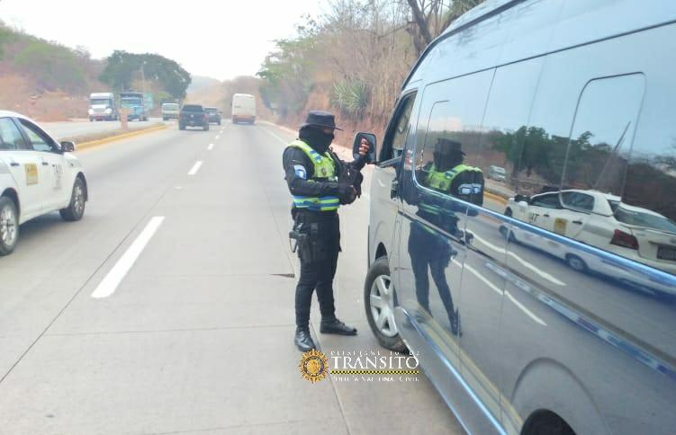 Durante la presente semana 505 remisiones se emitieron a conductores por incumplir la Ley y Reglamento de Tránsito; esto según el reporte del Departamento de Tránsito de la Policía Nacional Civil -DTPNC-.