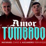 """Natanael Cano y Alejandro Fernández presentan """"Amor tumbado"""""""