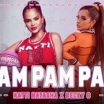 """Natti Natasha y Becky G llegan con la fórmula de verano a modo """"Ram Pam Pam"""""""